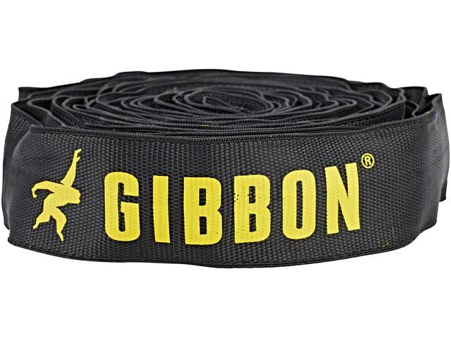 GIBBON Band Sling - Slackline kit - 3M negro
